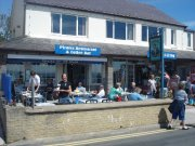 Pirate Café Amroth seafront