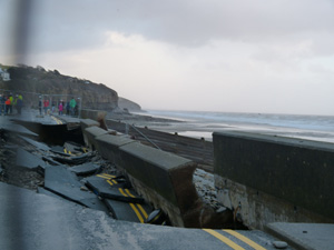 Amroth Pembrokeshire after the storm (10)RS