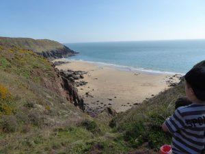 Presipe beach PembrokeshireRS (26)